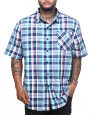 Ecko - Norse S/S Button-Down (B&T)
