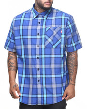 Ecko - Envoy S/S Button-Down (B&T)