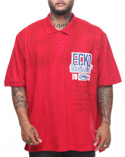 Ecko - Top Number Polo (B&T)