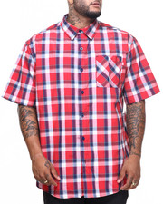 Ecko - Olson S/S Button-Down (B&T)