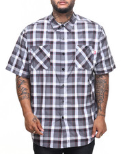Ecko - Hammer S/S Button-Down (B&T)