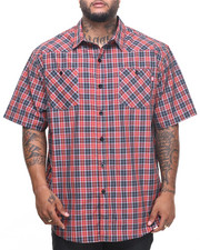 Men - Norwood S/S Button-Down (B&T)