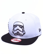 New Era - Storm Trooper Star Wars Hero Sider 950 Snapback Hat
