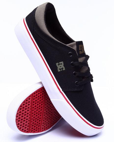 Dc Shoes - Men Black,Olive Trase Nm Floral Print - $45.00