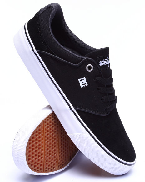 Dc Shoes - Men Black Mikey Taylor Vulc