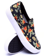 DC Shoes - Trase Slip On SP-Floral