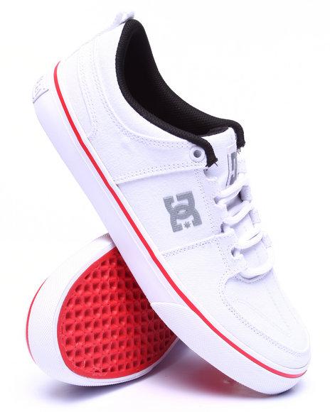 Dc Shoes Men Lynx Vulc White 9