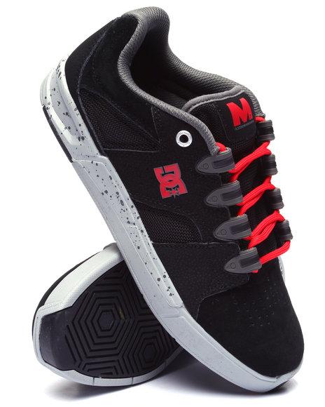 Dc Shoes - Men Black Maddo Se - Robbie Maddison Model