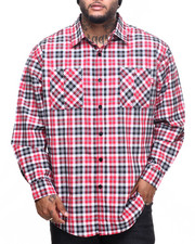 Ecko - Oldstrong L/S Button-Down (B&T)