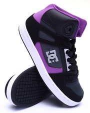 Grade School (5 yrs+) - Rebound Hi Top (4-7)