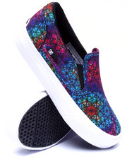 DC Shoes - TRASE TIE Die Slip On SP Sneaker