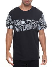 Buyers Picks - Bandana Print S/S Tee