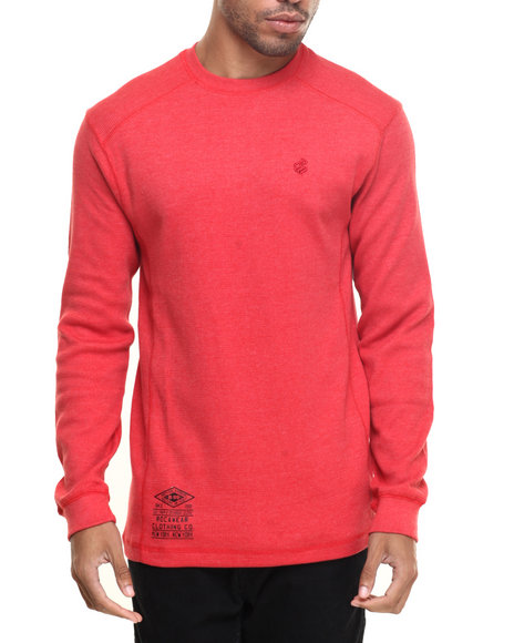 Rocawear - Men Red Big Boy Thermal