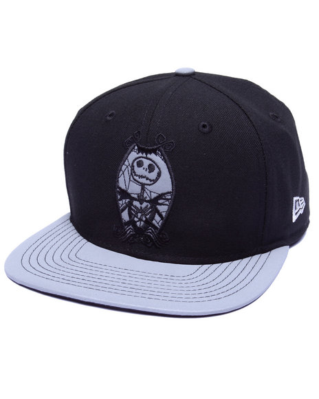 New Era Men The Nightmare Before Christmas Reflect Vize 950 Snapback Black