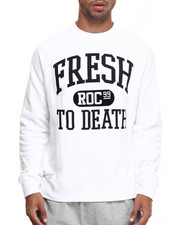 Men - Fresh Crewneck Sweatshirt