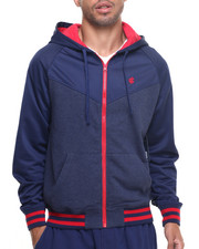 Men - Triad Hooded Track Jacket
