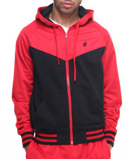 Rocawear - Triad Hooded Track Jacket