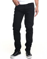 Kilogram - Naked Black Slim - Fit Denim Jeans