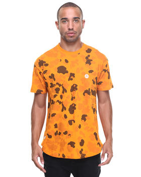 Men - DOTTED SCOOP BTTM Tee