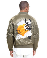 10.Deep - WORDLWIDE JACKET