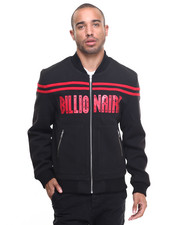 Billionaire Boys Club - LUXE BBC MORTOR JACKET