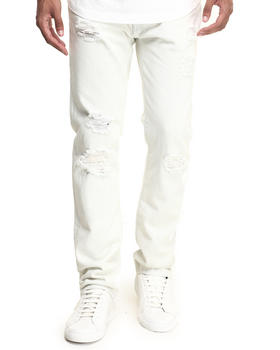 Straight - DAMAGED SIG 5 Jean