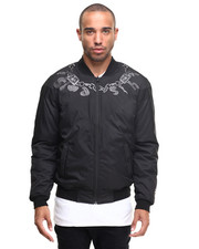 -FEATURES- - Swash x Puma Revers. MA1 Bomber