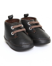 Footwear - Pebbled Chukka Booty Sneaker (6-9m)