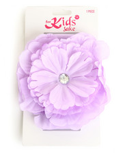 Accessories - Large Flower Bling Headband
