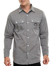 Rocawear - Kent Ave Chambray L/S Button-down
