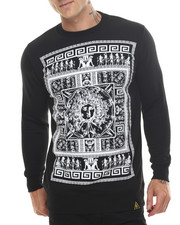 Men - Last Kings Celestial Crewneck Sweatshirt