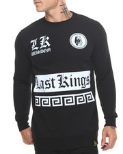 Men - L K Wisdom Crewneck Sweatshirt