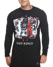 Men - Last Kings Tiger Crewneck Sweatshirt