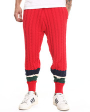 Men - Carlton Sweater Knit Pants