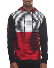 Ecko - Trench Line Up Hooded Knit