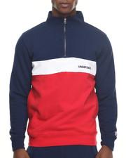 UNDFTD - Wag Half Zip Sweatshirt