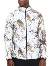 Outerwear - Tech Camo Shell Jacket