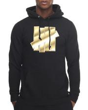UNDFTD - Gold Strike Pullover Hoodie