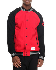 Outerwear - Varsity Fleece Bomber