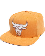 Men - Chicago Bulls Mustard Snapback