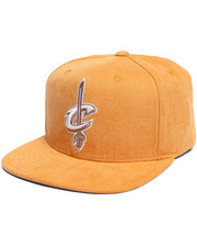 Hats - Cleveland Cavaliers Mustard Snapback