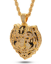 Accessories - 18K Gold Bengal Tiger Necklace
