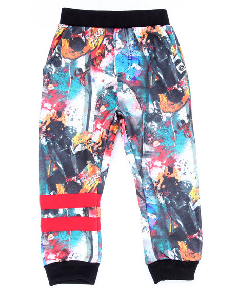 Akademiks Multi Sweatpants