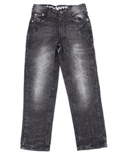 Bottoms - CLOUD WASH JEANS (8-20)
