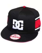 DC Shoes - RD ALUMNI STRIPE 3 Snapback