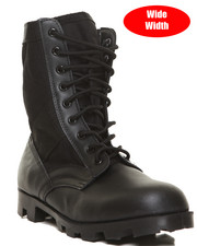 DRJ Army/Navy Shop - Rothco Black G.I. Type Speedlace Jungle Boot (WIDE Width)