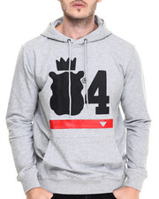 Bass By Ron Bass - King Bass Pullover Hoodie
