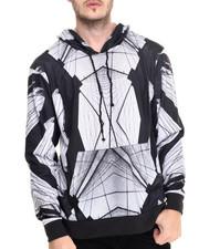 Black Friday Shop - Men - Bridge print pullover hoodie