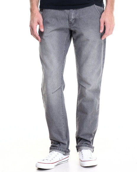 Ecko - Men Grey In The Cut Fashion Denim - $51.99