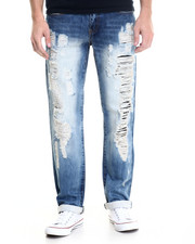 Jeans & Pants - Kansas Rip & Repair Vintage denim Jeans